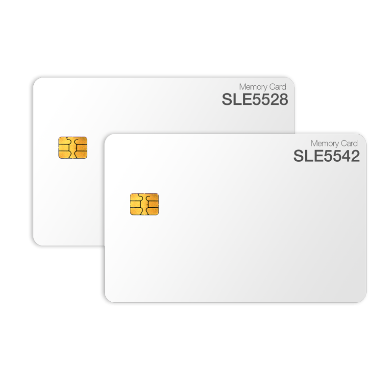 Tarjeta Chip Tecnologia SLE5528 (Paquete 10)