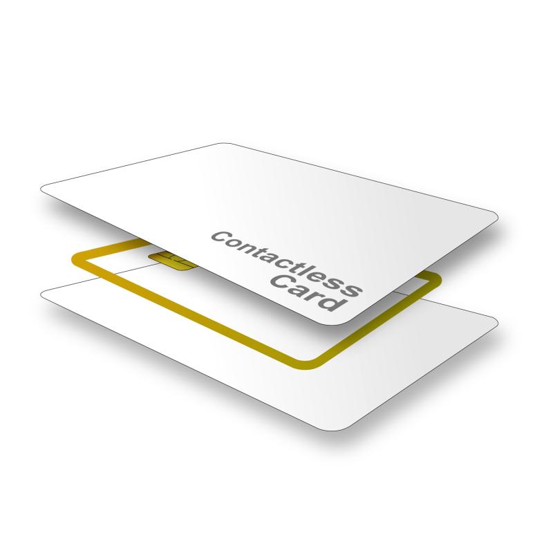 Tarjeta RFID LF 125 Khz Compatible EM4200 (Paquete 100)
