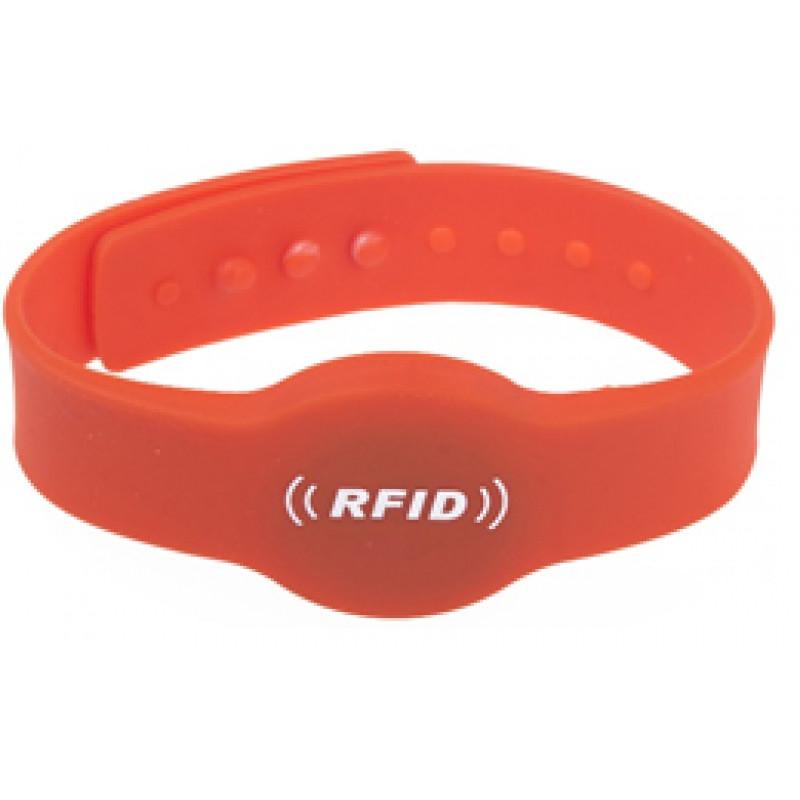 Brazalete RFID Silicon Ajustable