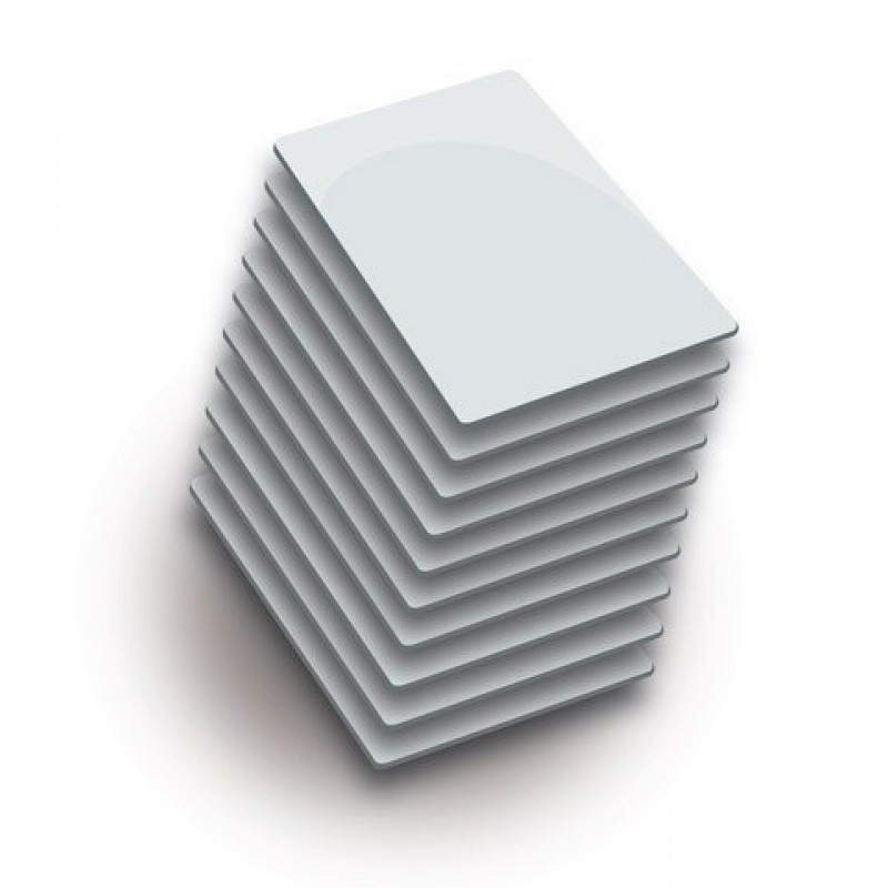 Tarjeta Frecuencia 13.56 Mhz  Tecnologia 14443A 1K (500 pack)