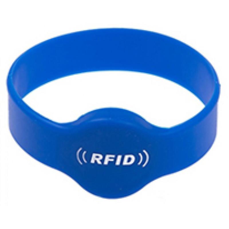 Brazalete RFID Silicon Redondo